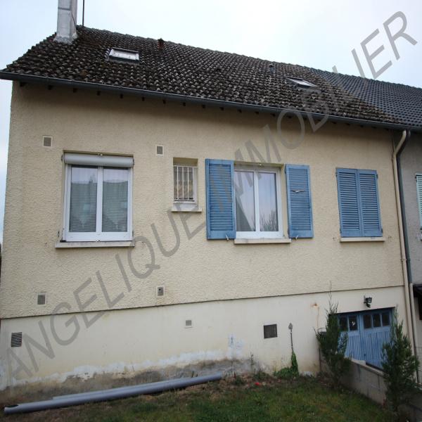 Offres de vente Appartement Chaumont-en-Vexin 60240
